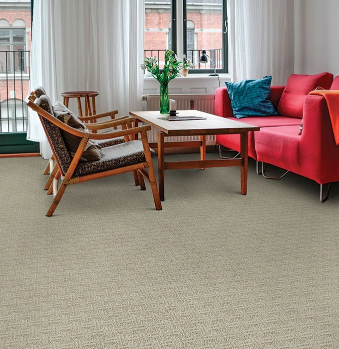 Raffia Stainmaster Carpet Golden Valley